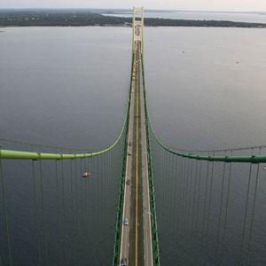 Mackinac Bridge Tower Tour